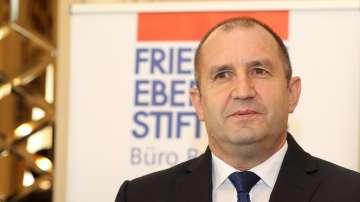 Оценката на президента Румен Радев за Българското европредседателство