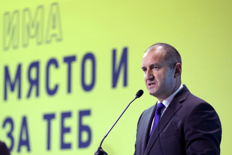 Президентът Румен Радев заяви, че не разбира назначаването на Младен
