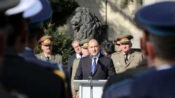 Румен Радев не споделя оценката на премиера Борисов за състоянието на страната