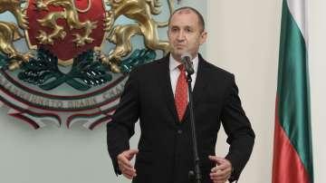 Румен Радев: Единението е всенародно усилие в името на високи цели