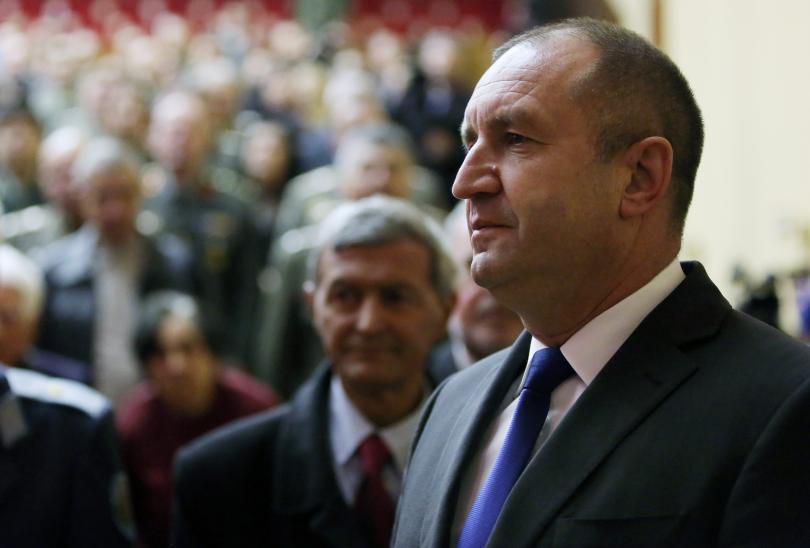 Президентът Румен Радев покани лидера на ГЕРБ Бойко Борисов на