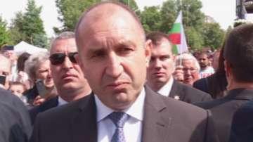 Румен Радев: Безконтролният начин на управление генерира огромна корупция
