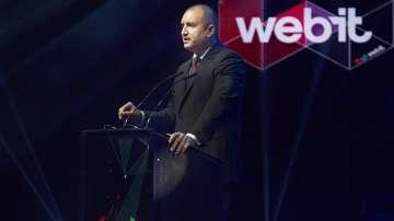 Президентът Румен Радев откри единадесетото издание на Webit в НДК