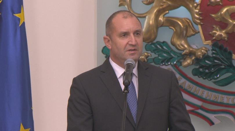 Президентът Румен Радев назначи Иван Гешев за главен прокурор