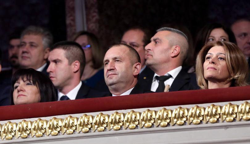Президентът благодари на всички за съпричастността към Българската Коледа