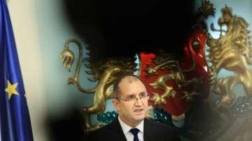 Президентът Румен Радев заминава на официално посещение в Египет
