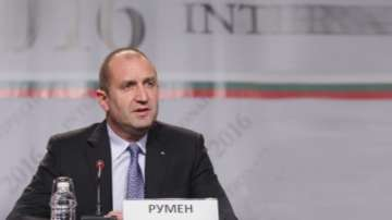 Румен Радев печели във всички 28 области на страната