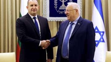 Румен Радев: Израел би имала интерес да инвестира във високите технологии