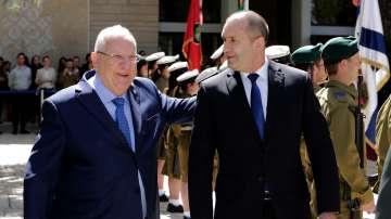 Радев в Израел: България ще продължи да полага усилия за мира в Близкия Изток