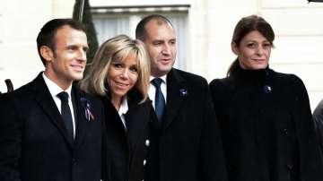 Президентът Румен Радев участва във форума на мира в Париж