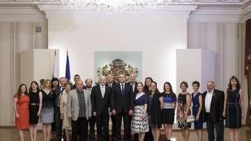 Потомци на Макгахан се срещнаха с президента Румен Радев