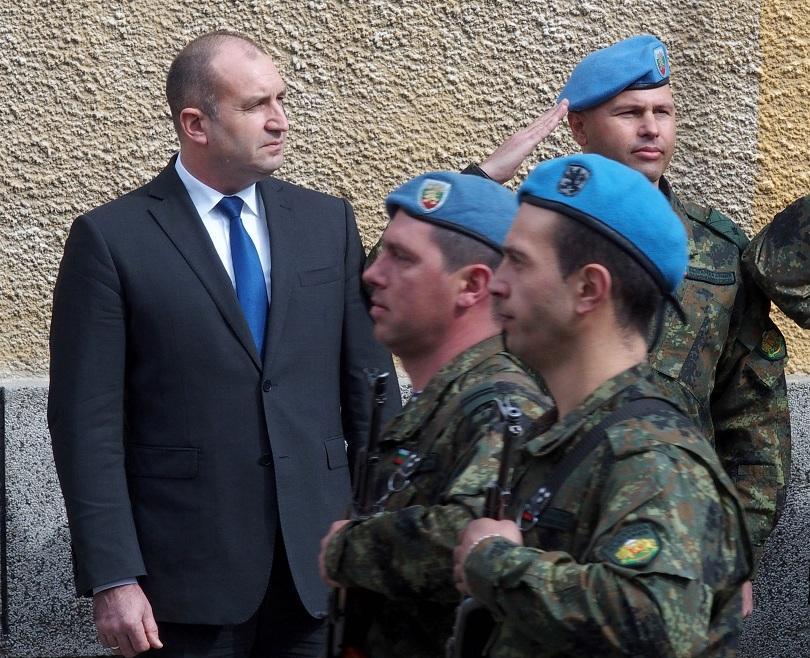 снимка 2 Радев: Патриарх Кирил дойде като духовен водач, избра да си тръгне като политик