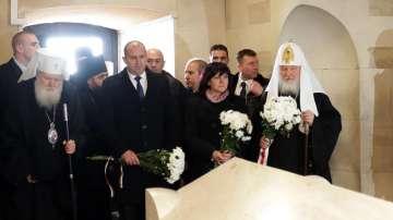 Президентът Румен Радев: Шипка е капитал от историческо достойнство