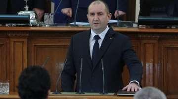 Президентът Румен Радев встъпва в длъжност днес