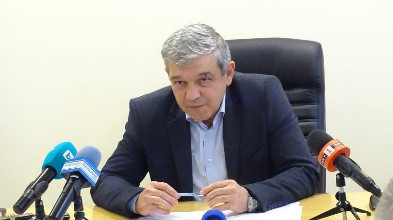 Кметът на Благоевград Румен Томов ще обжалва пред Върховния административен