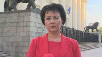 Румяна Арнаудова за Бенчо Бенчев: Касае се за данъчни престъпления