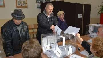 В 20 секции в Русе може да се гласува машинно