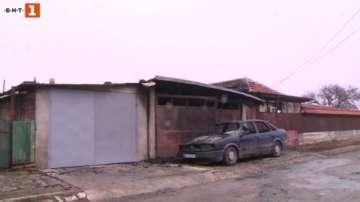 Жена е с опасност за живота след пожар в Русе