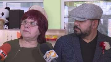 Русенец, осиновен в САЩ, се завърна с дарение в дома, в който е израснал