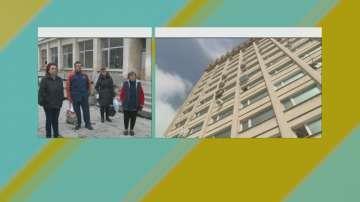 Трета седмица русенски семейства живеят в блок без електричество