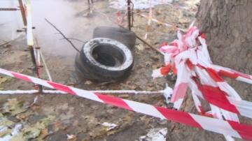 Русенка съди Топлофикация, след като пропадна в техен изкоп
