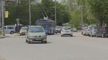 За първи път Русе има нощна тролейбусна линия