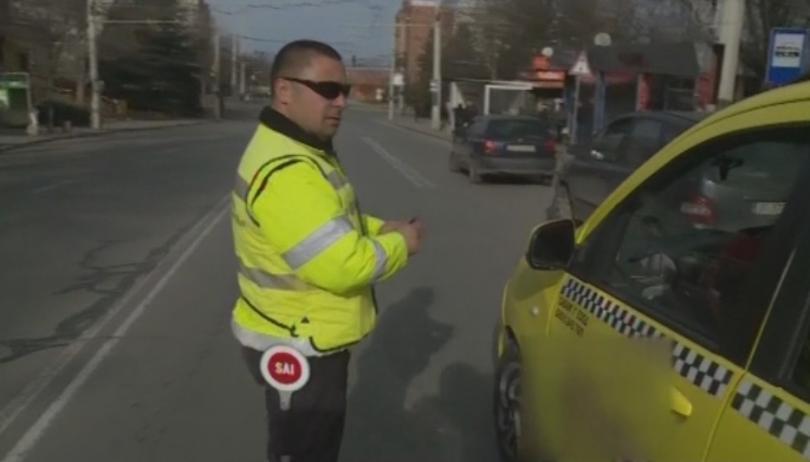 Засилени проверки в Русе за нерегламентирани таксиметрови превози. Оказва се,