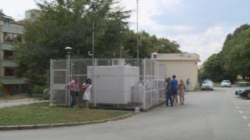 В Русе заработи апарат за измерване концентрацията на миришещи вещества