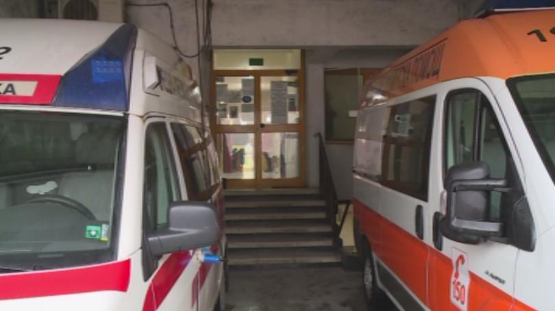 Снимка: Медиците от Спешна помощ - Русе подават оставки