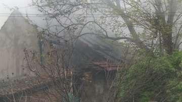 Възрастен мъж загина при пожар в Русе