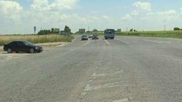 Опасни участъци с изтрита маркировка по пътищата в Русенско
