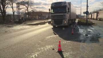 Ограничават скоростта и поставят мантинели по пътя Русе-Силистра