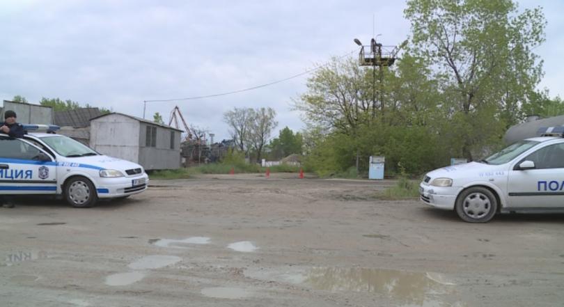 Снимка: Три снаряда и една мина са били открити в Русе