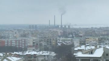 Завишени нива на фини прахови частици във въздуха в Русе