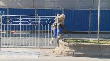 Недоволство срещу премахването на две пешеходни пътеки в Русе