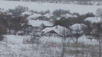 Три денонощия русенско село остана откъснато от света