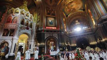 Православният свят посрещна Възкресение Христово