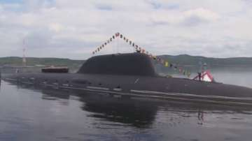 Запалилата се руска подводница е била с ядрен реактор