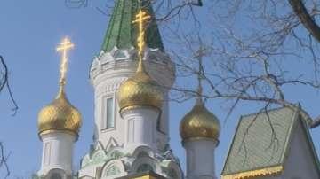Криптата на Руската църква - мястото, където стават чудеса