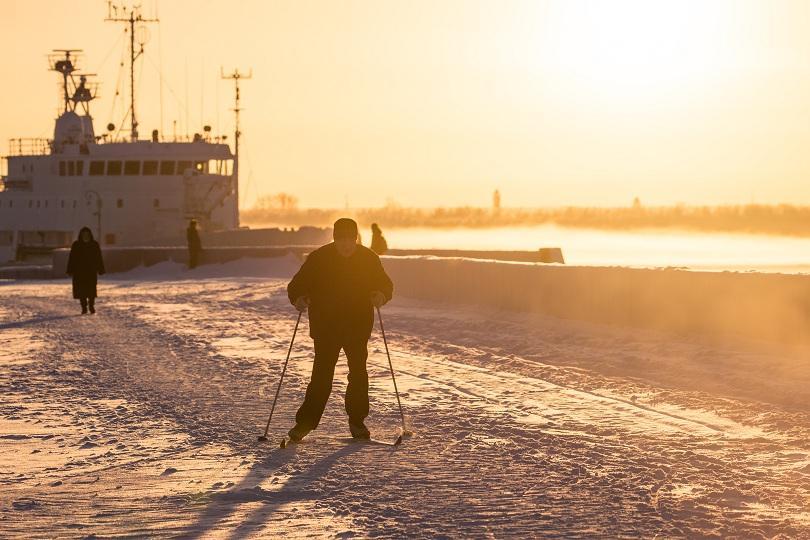 необичайни студове регистрират метеоролозите различни региони русия