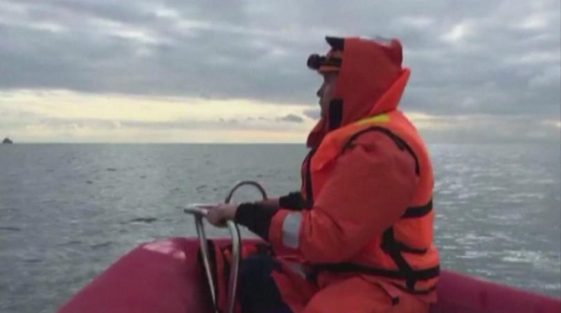 пилотът разбилия 154 опитал приводни черно море