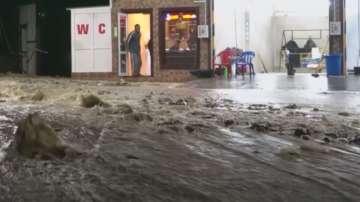 6 жертви взеха наводненията в Южна Русия