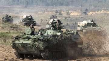 """Стратегическото руско-беларуско военно учение """"Запад 2017"""" започна тази сутрин"""
