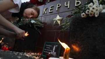 Керч оплаква жертвите на кървавото нападение в колежа
