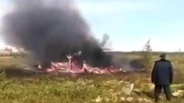 Два вертолета се сблъскаха във въздуха в Красноярския край, загинали са 18 души