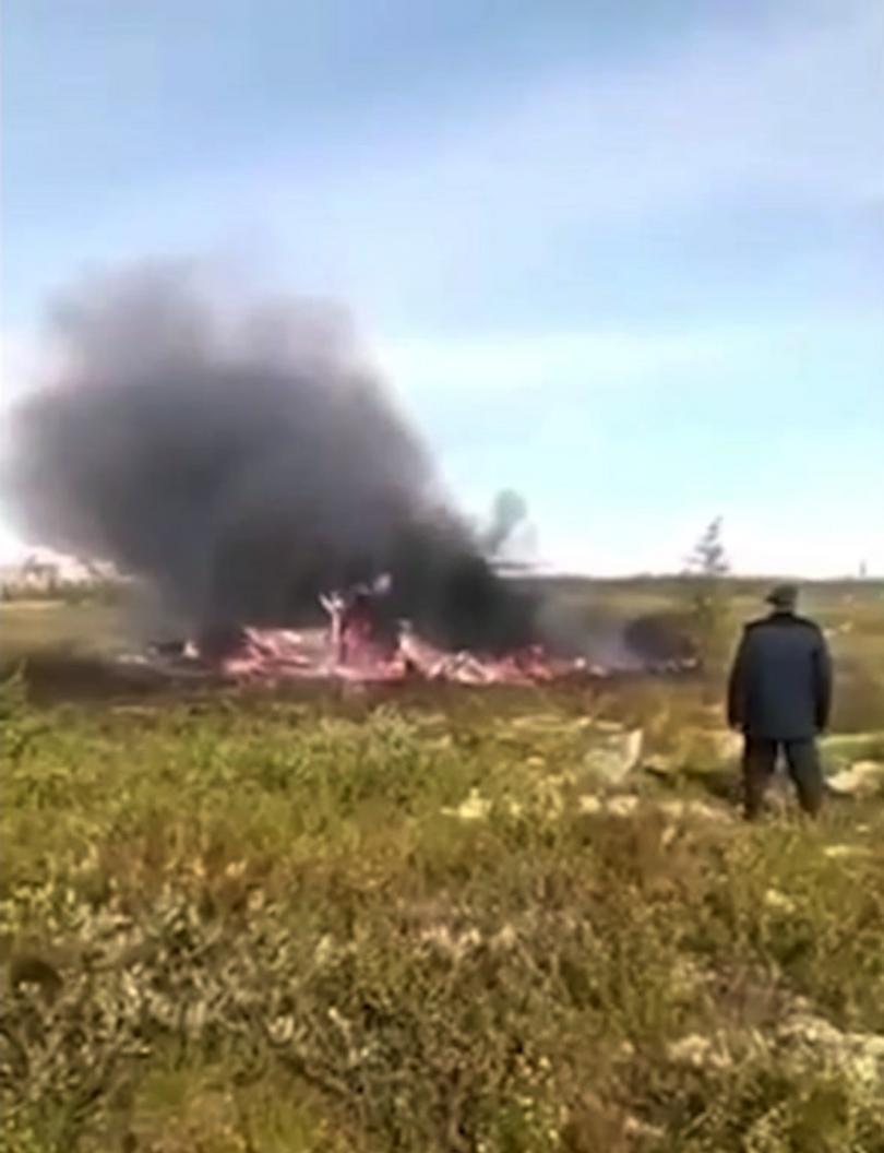 два вертолета сблъскаха въздуха красноярския загинали души
