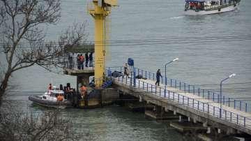 Не са намерени оцелели от катастрофата с руския военен самолет