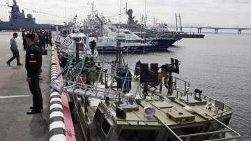 Британски разузнавателен самолет извърши полет над Черно море
