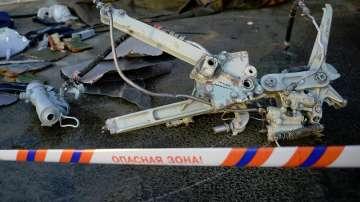 Проблем със задкрилките на падналия руски самолет в Черно море?