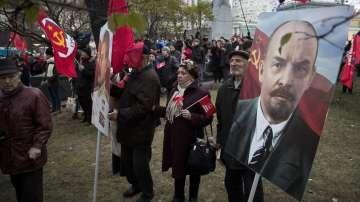 100 години от Октомврийската революция в Русия
